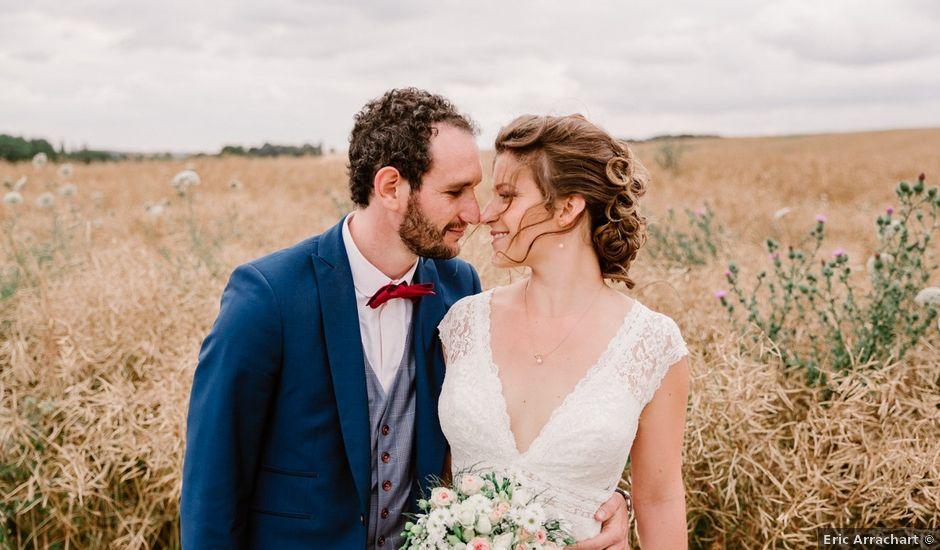 Le mariage de Quentin et Mathilde à Fontaine-lès-Vervins, Aisne