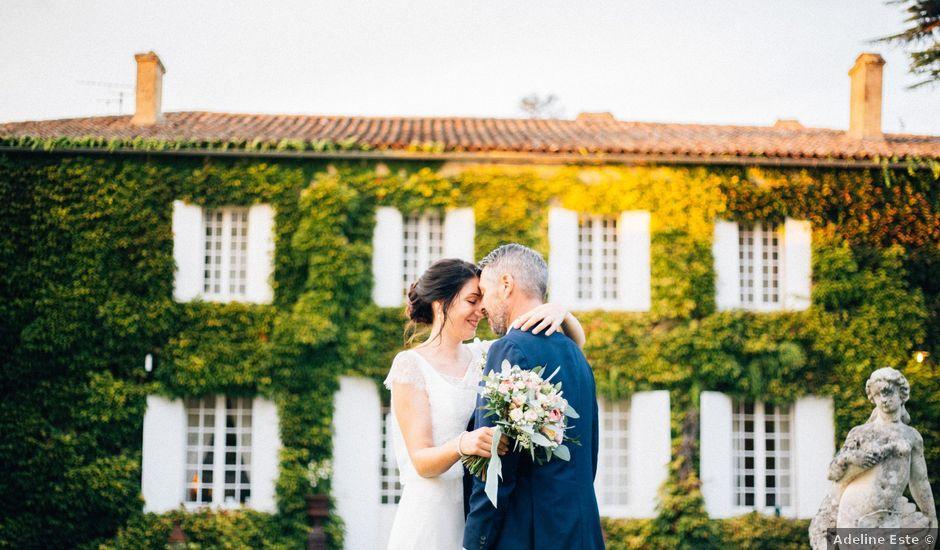 Le mariage de Sébastien et Charlène à Ruch, Gironde