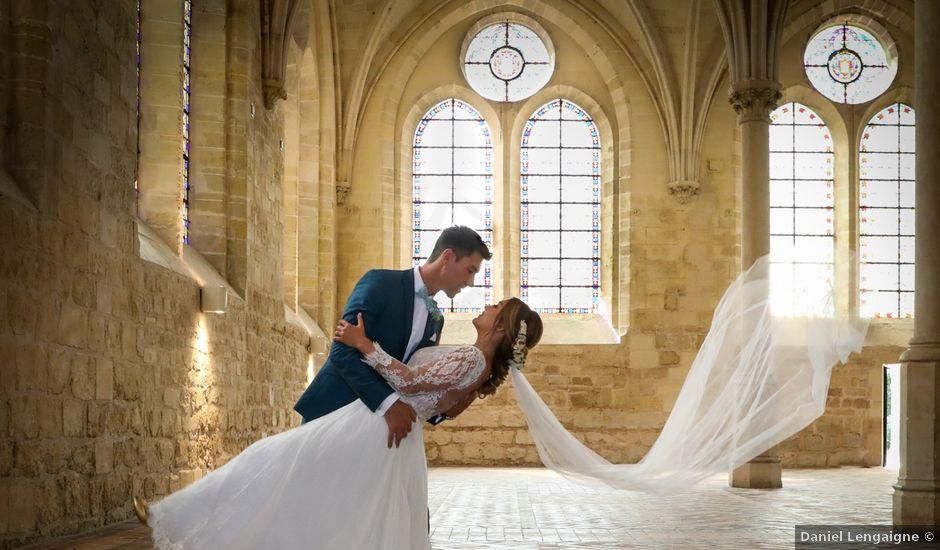 Le mariage de Jeremy et Justine à Hermes, Oise