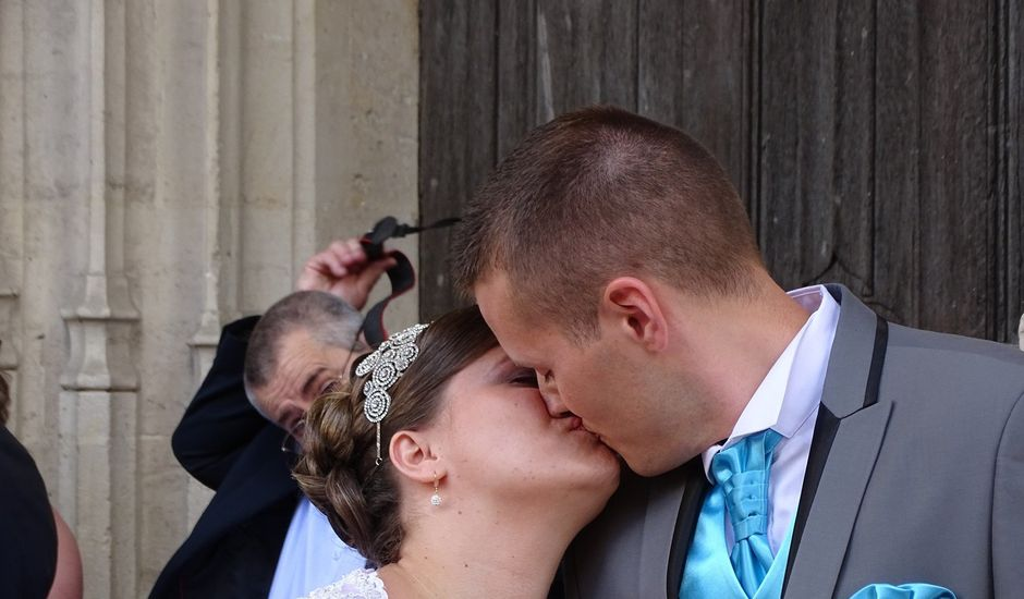 Le mariage de Florian et Séverine à Alençon, Orne
