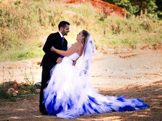 Le mariage de Laura et Cedric