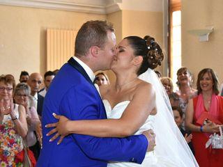 Le mariage de Laëtitia  et Sylvain