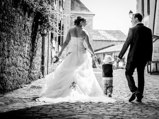 Le mariage de Mélanie et Benjamin