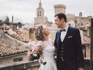 Le mariage de Anne et Mickael