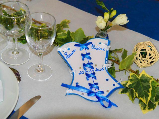 Le mariage de Cedric et Laura à La Rochefoucauld, Charente 1
