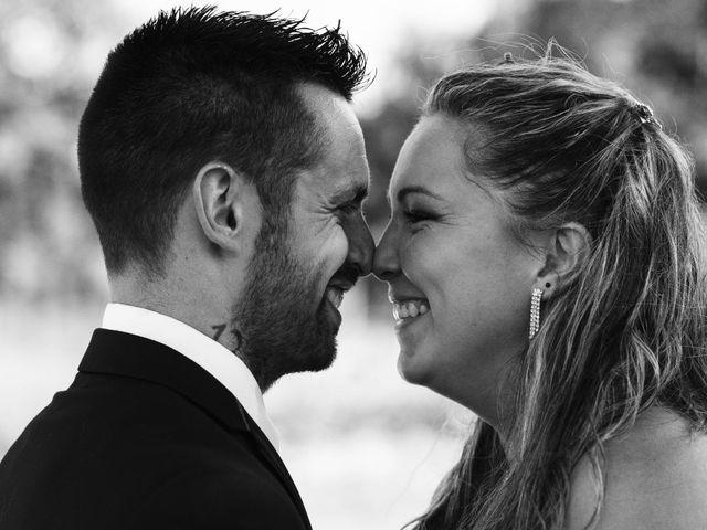 Le mariage de Cedric et Laura à La Rochefoucauld, Charente 15