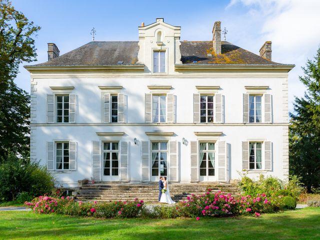 Le mariage de Thomas et Estelle à Fay-de-Bretagne, Loire Atlantique 16