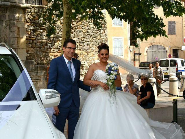 Le mariage de Sylvain  et Laëtitia  à Saint-Maximin-la-Sainte-Baume, Var 3