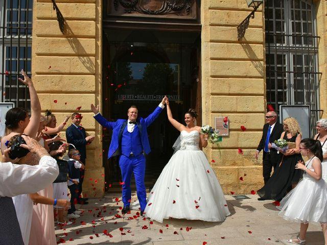 Le mariage de Sylvain  et Laëtitia  à Saint-Maximin-la-Sainte-Baume, Var 7