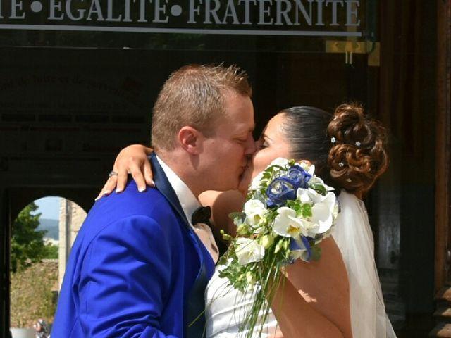 Le mariage de Sylvain  et Laëtitia  à Saint-Maximin-la-Sainte-Baume, Var 8