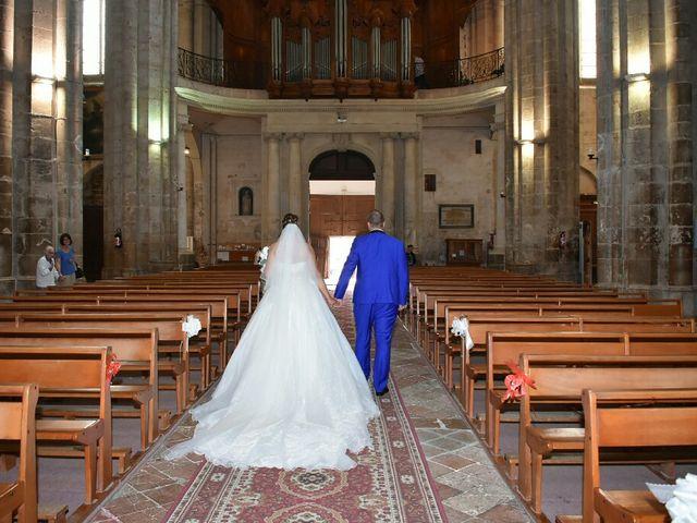 Le mariage de Sylvain  et Laëtitia  à Saint-Maximin-la-Sainte-Baume, Var 11