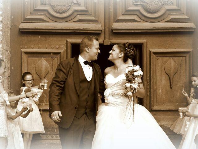 Le mariage de Sylvain  et Laëtitia  à Saint-Maximin-la-Sainte-Baume, Var 12