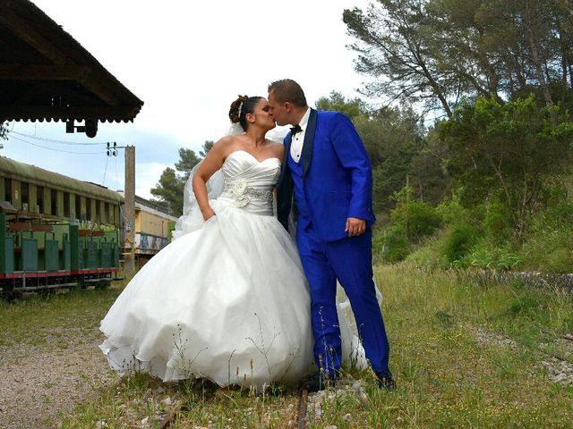 Le mariage de Sylvain  et Laëtitia  à Saint-Maximin-la-Sainte-Baume, Var 15