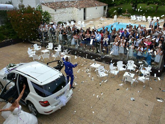 Le mariage de Sylvain  et Laëtitia  à Saint-Maximin-la-Sainte-Baume, Var 16