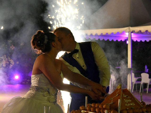 Le mariage de Sylvain  et Laëtitia  à Saint-Maximin-la-Sainte-Baume, Var 25