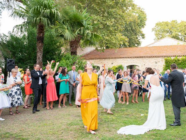 Le mariage de Hervé et Laurie à Narbonne, Aude 42