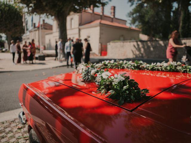 Le mariage de Coralie et Sarah à Loubens, Gironde 9