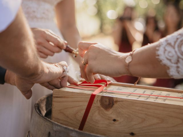 Le mariage de Coralie et Sarah à Loubens, Gironde 13