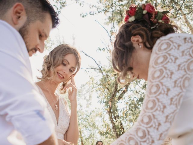 Le mariage de Coralie et Sarah à Loubens, Gironde 15