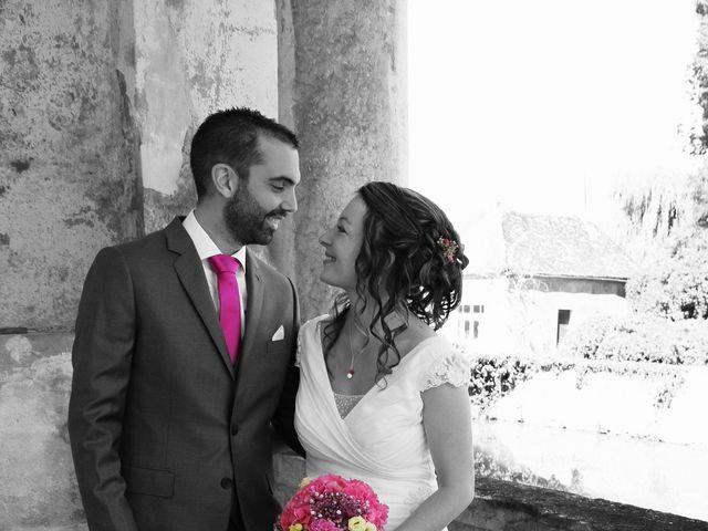 Le mariage de Cédric et Julie à Bonnencontre, Côte d'Or 4