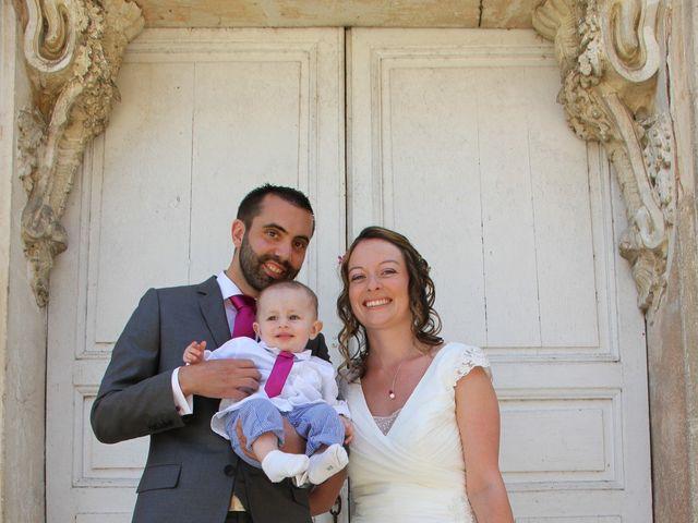 Le mariage de Cédric et Julie à Bonnencontre, Côte d'Or 5