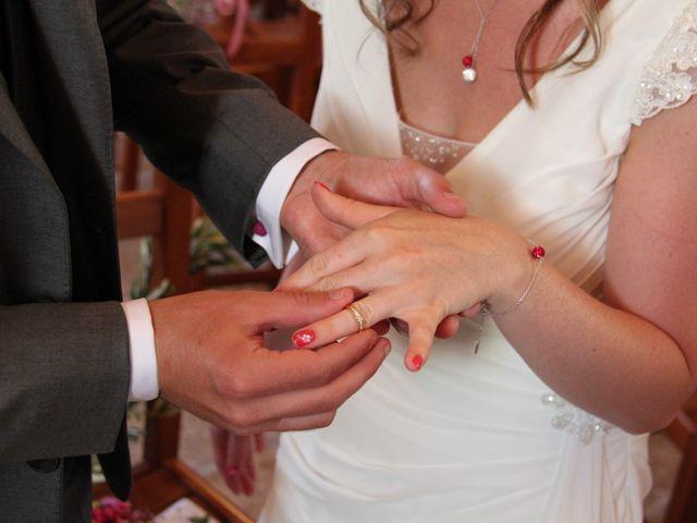 Le mariage de Cédric et Julie à Bonnencontre, Côte d'Or 7
