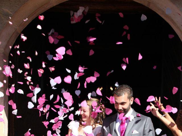 Le mariage de Cédric et Julie à Bonnencontre, Côte d'Or 9