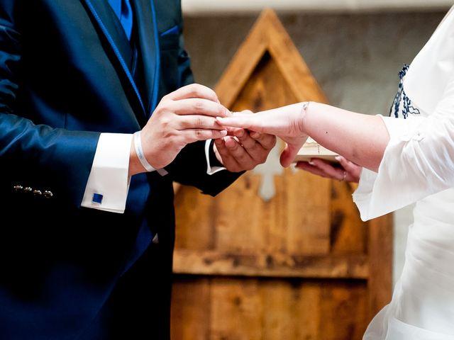 Le mariage de Benjamin et Mélanie à Fleuré, Vienne 7