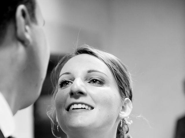 Le mariage de Benjamin et Mélanie à Fleuré, Vienne 8