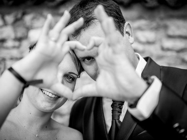 Le mariage de Benjamin et Mélanie à Fleuré, Vienne 10