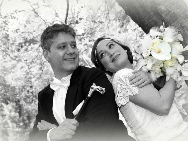 Le mariage de Khadidja et Thierry