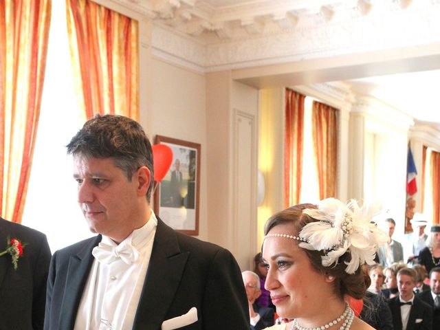 Le mariage de Thierry et Khadidja à Roissy-en-Brie, Seine-et-Marne 28