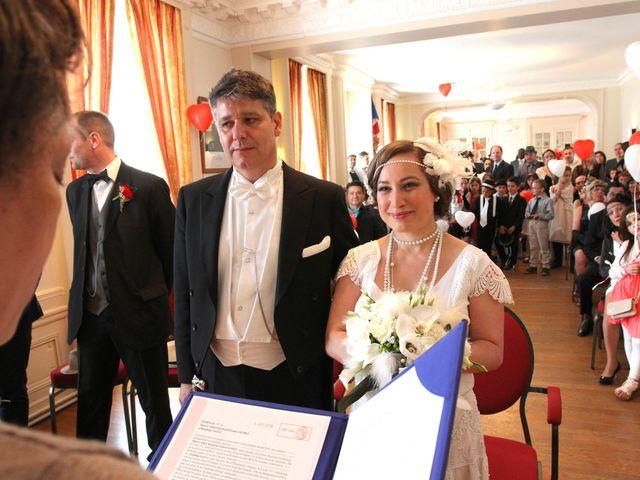 Le mariage de Thierry et Khadidja à Roissy-en-Brie, Seine-et-Marne 29