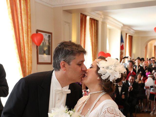Le mariage de Thierry et Khadidja à Roissy-en-Brie, Seine-et-Marne 30