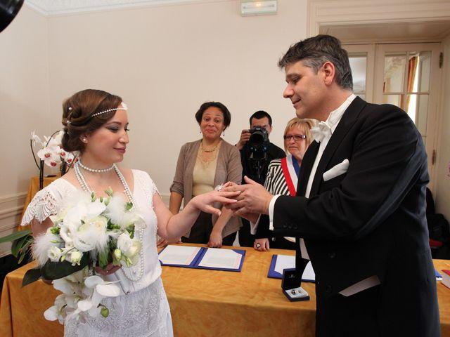 Le mariage de Thierry et Khadidja à Roissy-en-Brie, Seine-et-Marne 32
