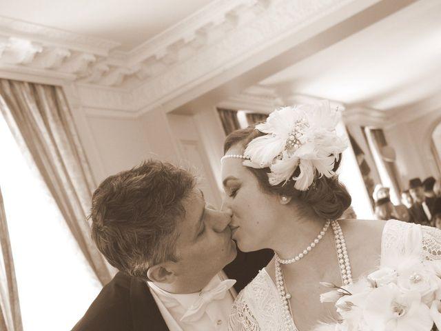 Le mariage de Thierry et Khadidja à Roissy-en-Brie, Seine-et-Marne 35