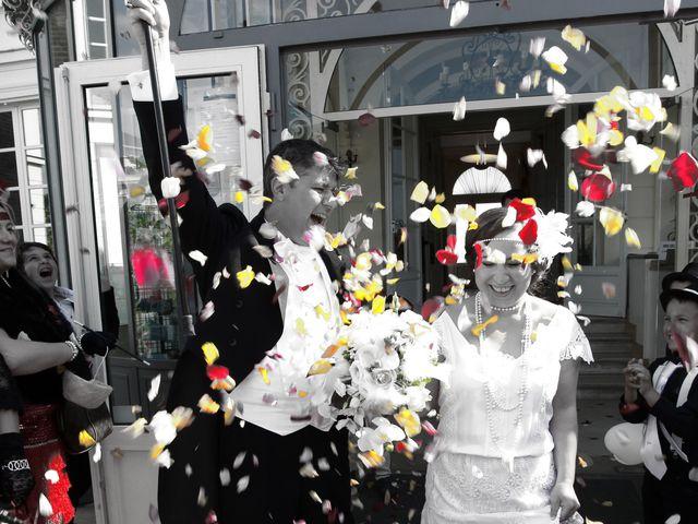 Le mariage de Thierry et Khadidja à Roissy-en-Brie, Seine-et-Marne 37