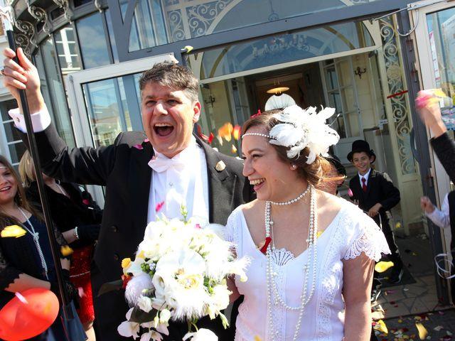 Le mariage de Thierry et Khadidja à Roissy-en-Brie, Seine-et-Marne 38