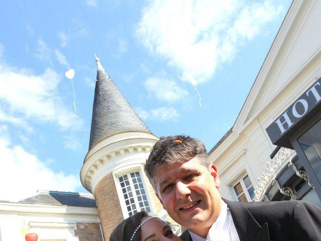 Le mariage de Thierry et Khadidja à Roissy-en-Brie, Seine-et-Marne 40