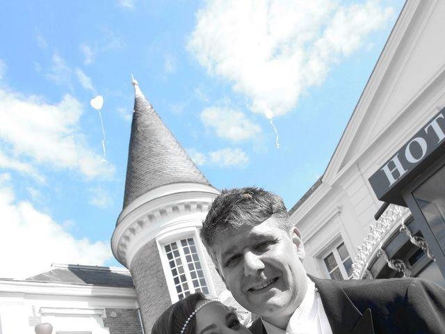 Le mariage de Thierry et Khadidja à Roissy-en-Brie, Seine-et-Marne 41