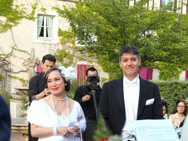 Le mariage de Thierry et Khadidja à Roissy-en-Brie, Seine-et-Marne 44