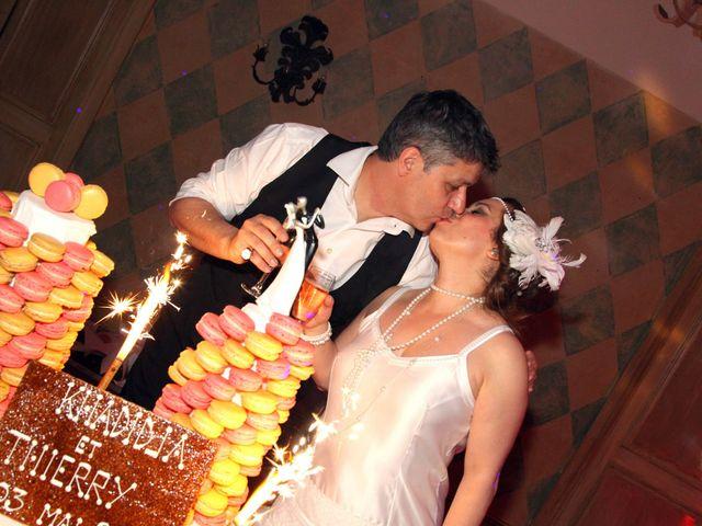 Le mariage de Thierry et Khadidja à Roissy-en-Brie, Seine-et-Marne 69