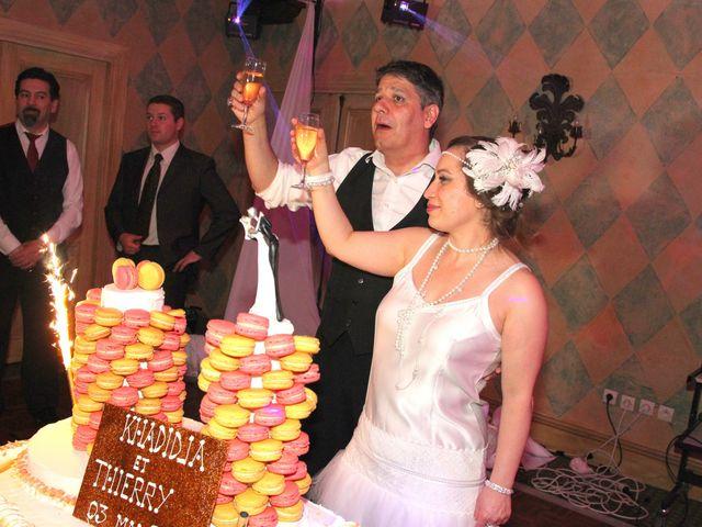 Le mariage de Thierry et Khadidja à Roissy-en-Brie, Seine-et-Marne 70