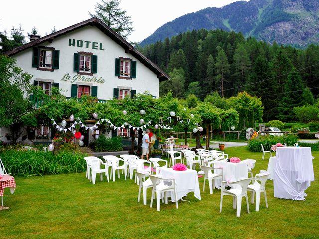 Le mariage de Peter et Angélique à Chamonix-Mont-Blanc, Haute-Savoie 2