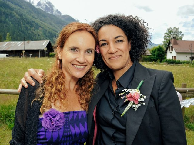 Le mariage de Peter et Angélique à Chamonix-Mont-Blanc, Haute-Savoie 14