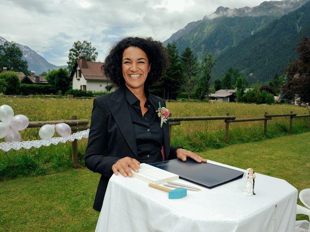 Le mariage de Peter et Angélique à Chamonix-Mont-Blanc, Haute-Savoie 15