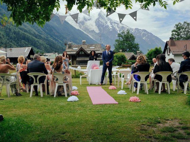 Le mariage de Peter et Angélique à Chamonix-Mont-Blanc, Haute-Savoie 16