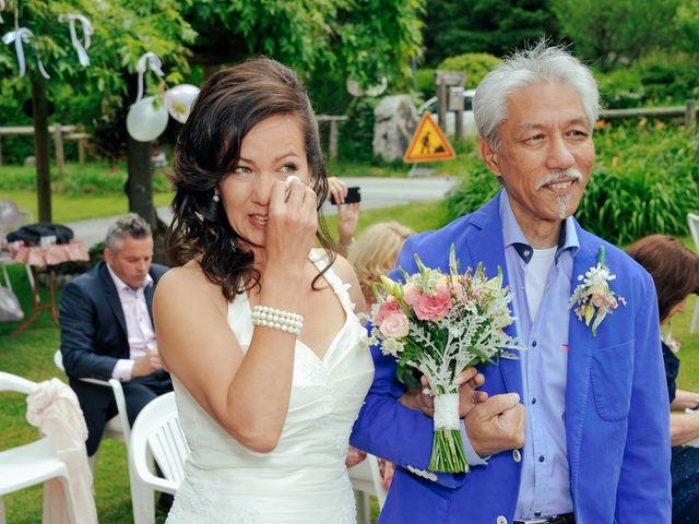 Le mariage de Peter et Angélique à Chamonix-Mont-Blanc, Haute-Savoie 20