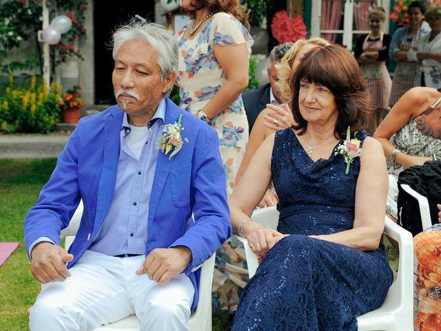Le mariage de Peter et Angélique à Chamonix-Mont-Blanc, Haute-Savoie 24