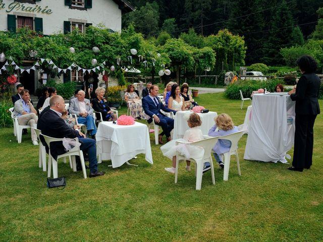 Le mariage de Peter et Angélique à Chamonix-Mont-Blanc, Haute-Savoie 32